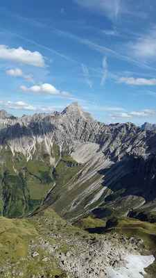 Poster Hochvogel Allgäu Berge Oberallgäu Alpine Alps Hiking Download