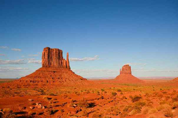 Poster USA Amerika South West Wild Monument Valley