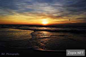 Poster Sonnenuntergang Download