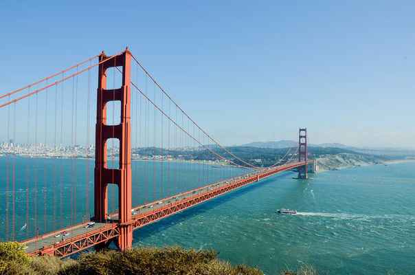 Poster Golden Gate Brücke USA Amerika Brücke San Download